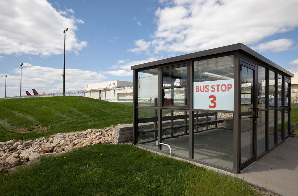 Delta Bus Shelters